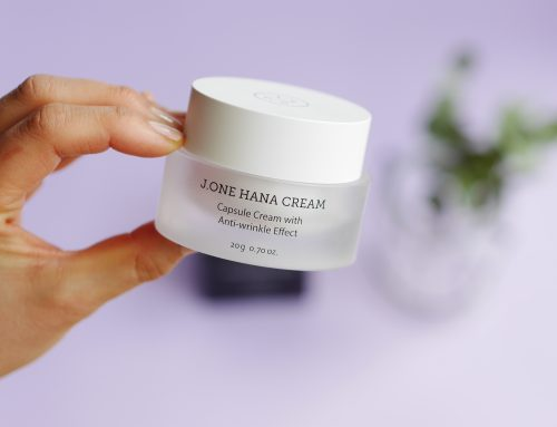 Recension av J.One Hana Cream – i samarbete med eleven.se